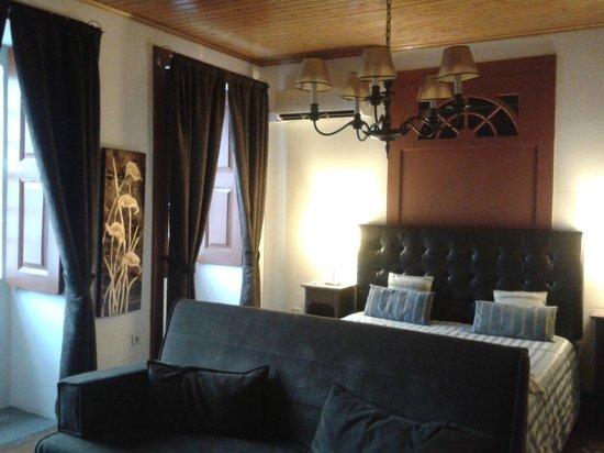 Casa Cimeira: The beautiful bedroom