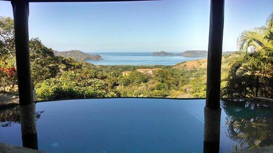Villa Durazno: View