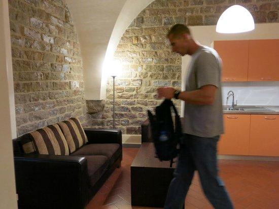 Hotel Degli Orafi: Room
