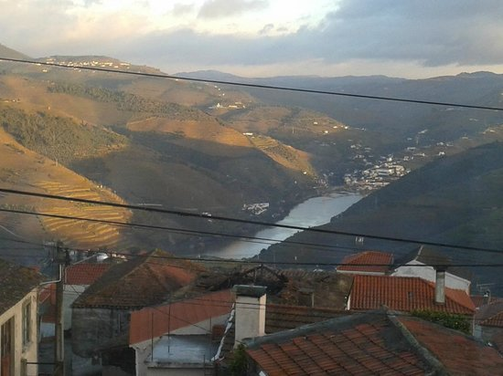 Casa Cimeira: The view from our room