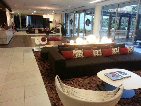 Hotel Modera : lobby