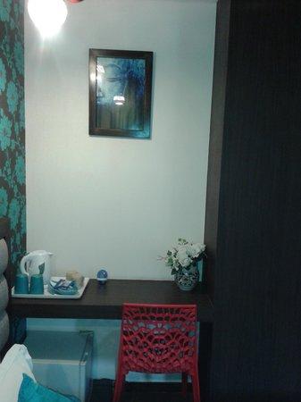 Hotel Buddha: vibrant corners
