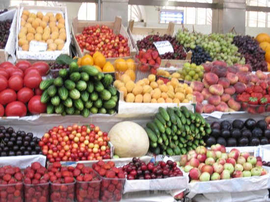 Alla Tours: Market