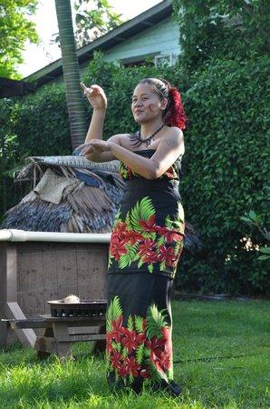 Samoan Outrigger Hotel: Gracefullness