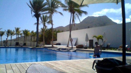 IKIN Margarita Hotel & Spa: espectacular la piscina Diiiiiios