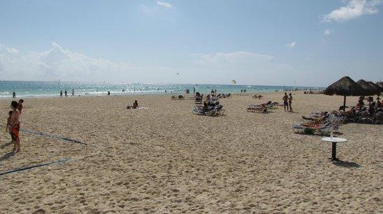 Allegro Playacar : belle plage