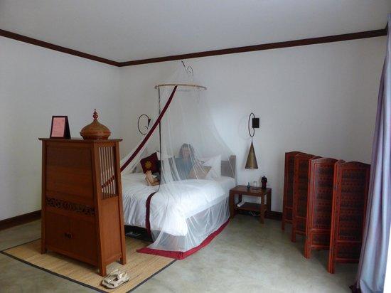 Blue Bird Hotel: Camada muy cómoda