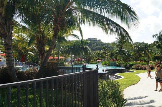 Hotel Riu Palace St Martin: Breathtaking views