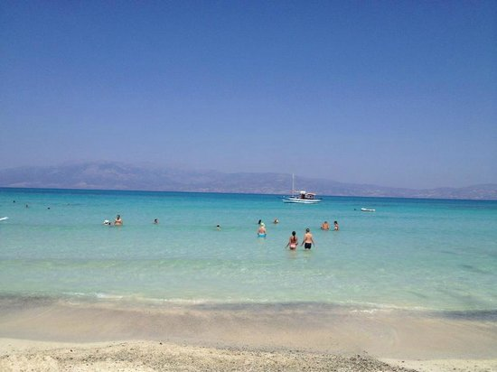 Ile De Chrissi Crete Carte.Le Nefeli De L Ile De Chrissi Bild Von Chrissi Island