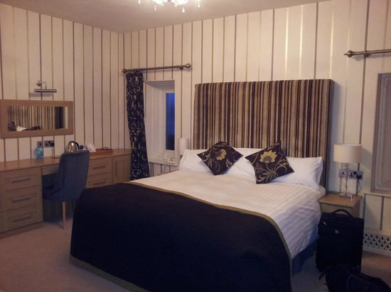 Stirk House Hotel: Bedroom of Clitheroe Suite