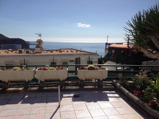 Apartamentos Buenavista : view from the terrace