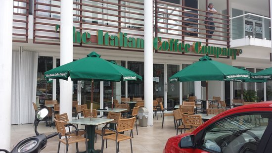 the italian coffe company cozumel