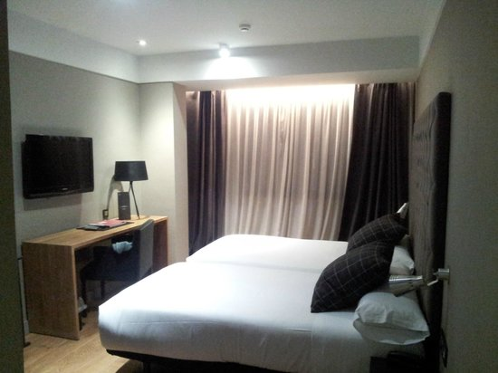 Hotel Zenit Abeba : Habitación doble