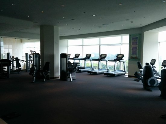 Hyatt Regency Chennai: Gym