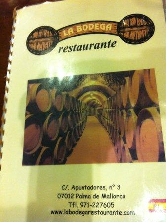 La Bodega Restaurants: La Bodega