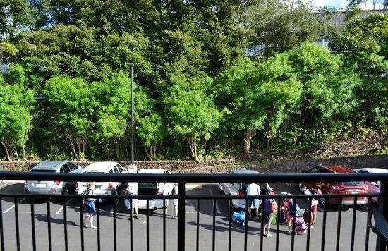 "Marriott's Waiohai Beach Club: ""Island View"" room from Balcony"