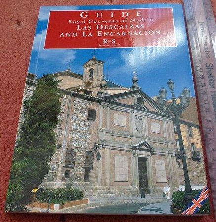 Monasterio de las Descalzas Reales : Guide Book