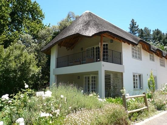 The Villas at Le Franschhoek: Our beautiful villa