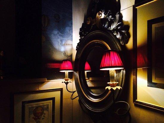 Grand Relais The Gentleman of Verona: Cura nei dettagli... ovunque! :-)