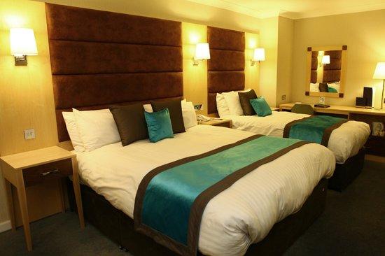 Best Western Heath Court Hotel: Standard Twin Room