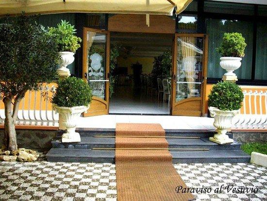 Boscotrecase, Italy: Ingresso