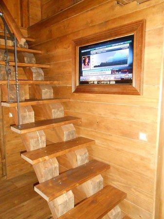 Cottage and Chalet Pr Klemuc: Tv Chalet
