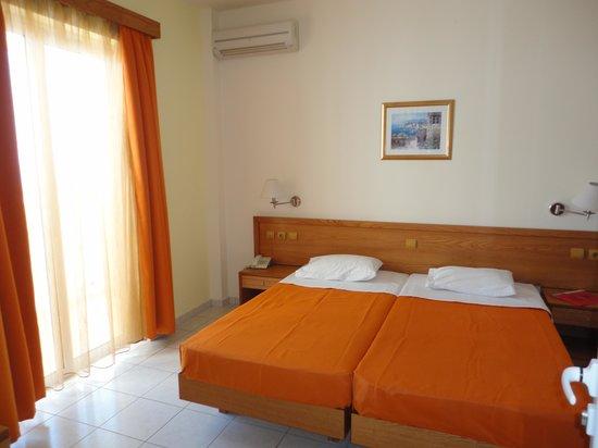 Stella Hotel: Main bedroom