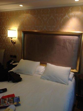 Hotel Ai Reali : La chambre