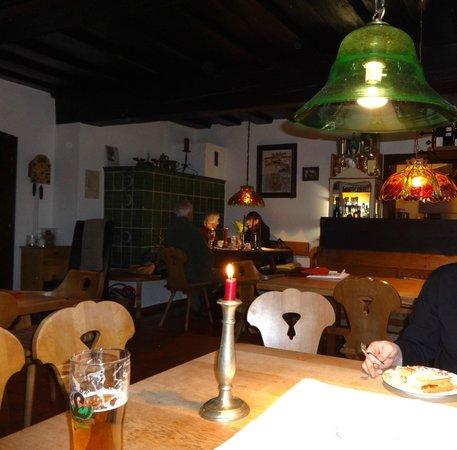 Danibauer: Die Bauernstube wie in frueheren Zeiten