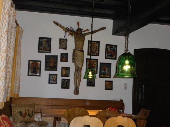 Danibauer: Eine geschmackvolle Wand