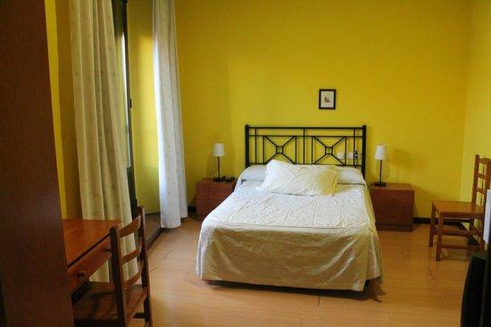 Hostal San Martin: habitación