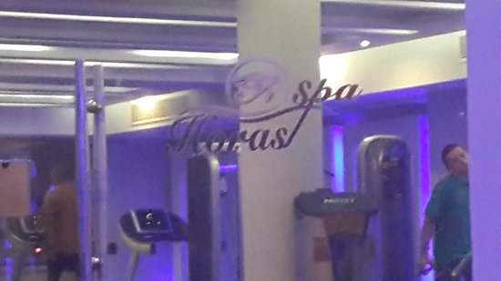 Horas Spa: Oasis of Health and Beauty.