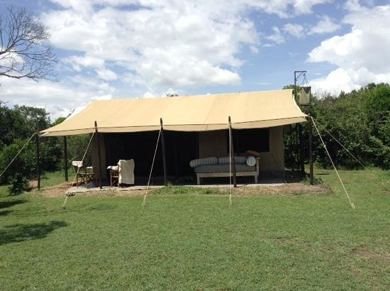 Encounter Mara, Asilia Africa: 5 star accomodations in the middle of the bush