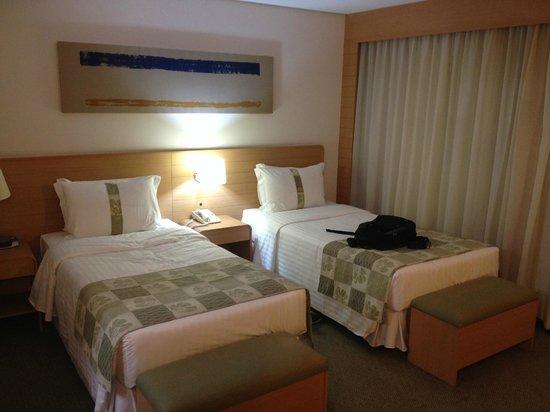 Holiday Inn Parque Anhembi: Quarto Single