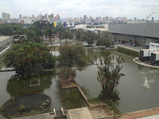 Holiday Inn Parque Anhembi: Vista