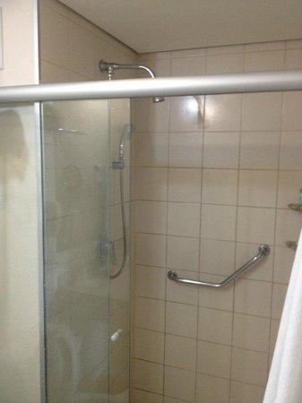 Holiday Inn Parque Anhembi: Banheiro