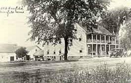 Deerfield Inn: built as an inn in 1884