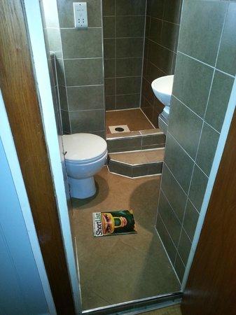 Mayflower Hotel : bathroom