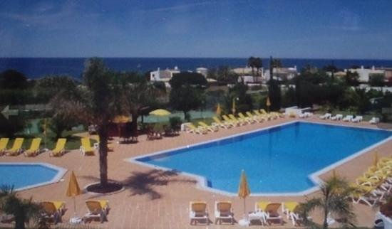 Villas Rufino: Pool view