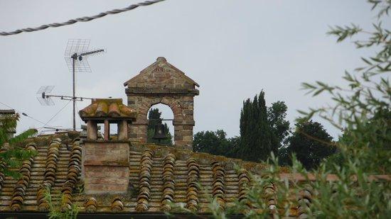 Borgo dei Cadolingi: Campanile della cappellina