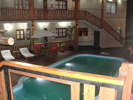 """Tupa Hotel Boutique: Desde el balcón del """"duplex"""""""