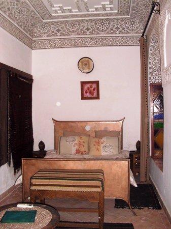 Dar Malaika: chambre DHEB/ OR