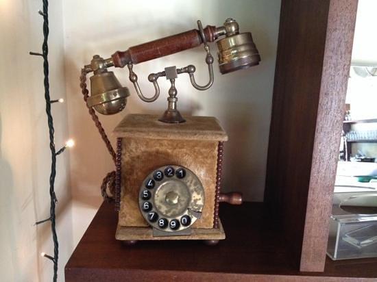 Il Giardino Degli Allori: Telefono d'epoca