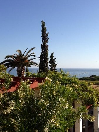 Villas Rufino : View fromthe terrace