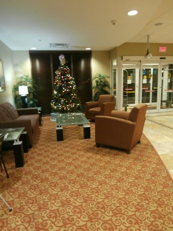 Comfort Suites Palm Bay : Lobby