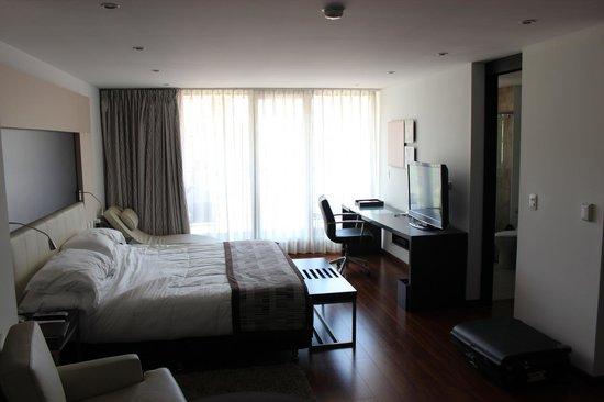 Jazz Apartments: kamer