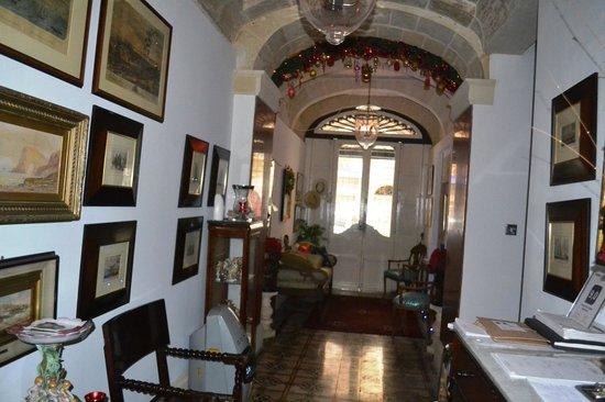 Palazzo Valletta Suites : Lobby