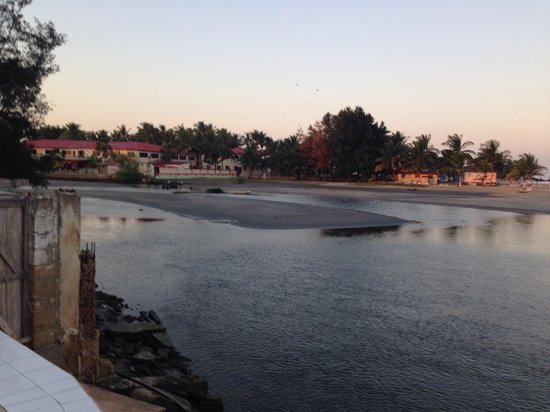 Sunset Beach Hotel: View from hotel