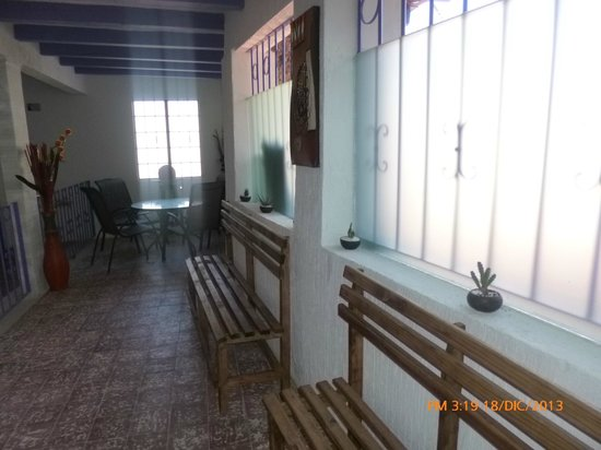 Hotel Santa Rita: Area Recreativa