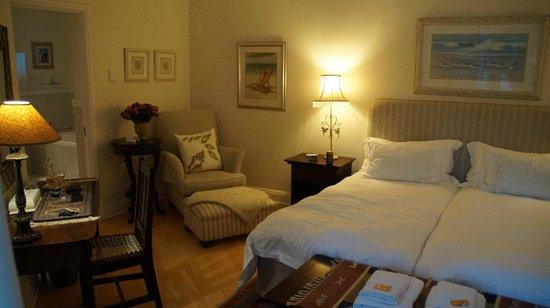 Carslogie House : Zimmer